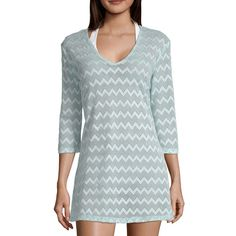575989518ab Palisades Beach Club Swimsuit Cover-Up Dress