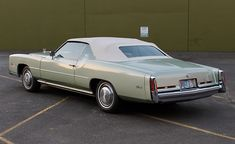 Bid for the chance to own a 1975 Cadillac Eldorado at auction with Bring a Trailer, the home of the best vintage and classic cars online. 1957 Chevrolet, Chevrolet Trucks, Chevrolet Impala, 4x4 Trucks, Diesel Trucks, Ford Trucks, Lifted Trucks, American Classic Cars, Ford F Series