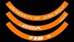 7d53375694cb 8 Best Disc Golf Tee Pads images