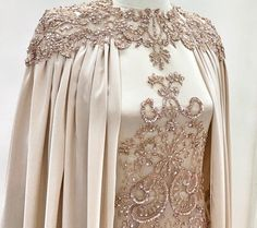 Galeri Muslimah Wedding Dress, Muslim Wedding Dresses, Muslim Dress, Muslim Hijab, Abaya Fashion, Muslim Fashion, Modest Fashion, Fashion Dresses, Elegant Dresses
