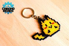 Pokémon Starters Gen 1 Pikachu Charmander by ChronoBeads on Etsy