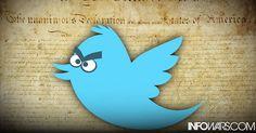 "Twitter Ignites Firestorm Blocking AT&T Blog Post Questioning ""Net Neutrality"""