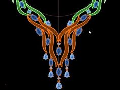 neckless cad jewellery design part 3 rhino cad matrix gemvision 25 1 18 Rhino Cad, Cad Designer, Jewelry Model, Rhinoceros, Gemstone Colors, Autocad, Modeling, Om, Jewelry Design