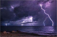 Mali Losinj, the Storm