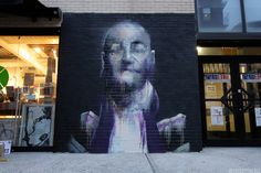 thedustyrebel:  Conor Harrington The 2nd mural by Conor Harrington forThe LISA Project NYC. Soho, NYCMore photo:Conor Harrington,The LISA Project NYC,Street Art