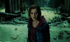 """Rowling also revealed that Hermione's Mary Poppins bag from Deathly Hallows wasn't entirely legal. She apparently used an Extension Charm without permission, but was never punished because it """"played no insignificant part in the defeat of the greatest Dark wizard of all time."""" - from 18 Harry Potter Facts That Will Make You Cry Due to Heavy Duty Nostalgia   moviepilot.com"""