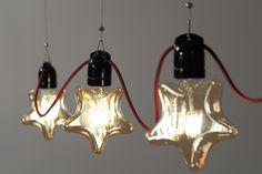 Diy Luminaire, Chandelier, Ceiling Lights, Lighting, Home Decor, Pendant Lights, Hanging Light Bulbs, Porcelain Black, Garland