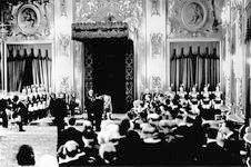 Rim - 1941. - maj - Tomislav II. - hrvatski kralj - krunisanje Quirinale House Of Savoy, Croatia, Royals, Italy, Gotha, Royal Families