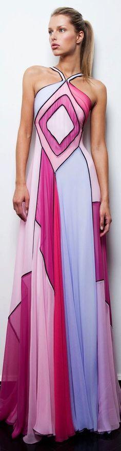 Christos Costarellos maxi dress @roressclothes closet ideas women fashion outfit clothing style