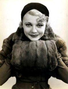 Harriet Hilliard, 1930's (Ozzie & Harriet)