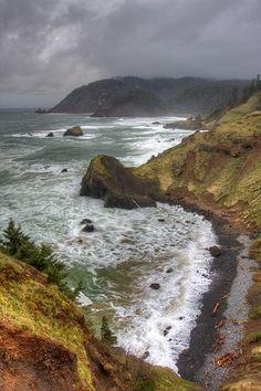 Ecola State Park, Oregon Coast