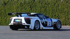Lexus LFA Code X for the Nürburgring 24 Hour endurance race Gt Cars, Race Cars, Le Mans, Lexus Lfa, One Drive, Racing Team, Car Photos, Concept Cars, Super Cars
