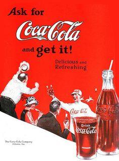coca-cola 1922 by Captain Geoffrey Spaulding, via Flickr