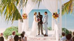 """Planning a destination wedding? We've rounded up eight of the world's best places to say """"I do"""" -- whatever your taste or budget."""