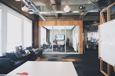 Medium's stunning San Francisco offices.