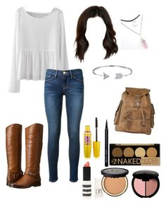 """""""Allison argent inspired outfit"""" by lexi-tolhurst on Polyvore"""