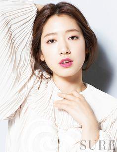 Park Shin-hye // Sure