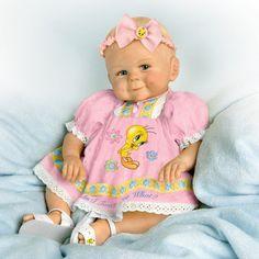 Am I Tweet or What Baby Doll Ashton Drake Collectible Bradford Exchange | eBay