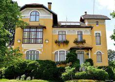 A casa amarela Mogofores, Aveiro
