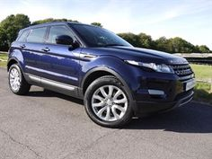 used Land Rover Range Rover Evoque Pure Tech in surrey