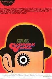 Vintage Advertising Posters | Clockwork Orange