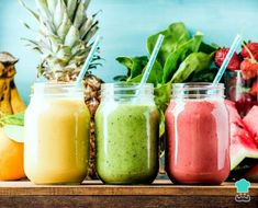 Fresh juice drinks have many of the nutrients found in the fruit, but can also raise blood sugar and pack on the calories. Juice Drinks, Fruit Drinks, Healthy Drinks, Healthy Snacks, Healthy Recipes, Fruit Juice, Cocktail Drinks, Healthy Hair, Fruit Smoothies