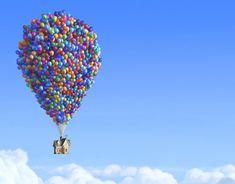 Pixar always makes me happy