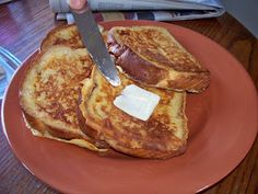 IHOP French Toast. Love this, and so does my kiddos.