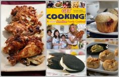 Get Cooking - A Jewish American Family Cookbook