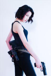 なんちゃってブラックウィドウ。 :: 07' nounen 能年玲奈オフィシャルブログ