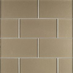 Field Tile - Hazel - 3 in. x 6 in. x 8 mm - (10115) | Jeffrey Court - Showroom & Designer Collection