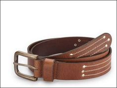 Brown Color Studded Casual Belts -High Quality Leather Belt -Brass Antique Buckle -Studed Stiched Design Belt Beautifully Hand Crafted available in different sizes Material Used 100% Genuine Leather Size available 30,32,34,36,38
