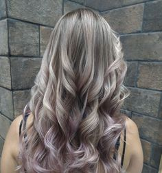 30 trendy lavender hair ideas to play around with page- 44 ~ mantulgan. Pastel Lavender Hair, Pastel Purple, New Hair Colors, Brown Hair Colors, Short Straight Hair, Straight Hairstyles, Brown Hair With Highlights, Light Brown Hair, Long Hair Styles