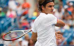 Roger Federer: Cincinnati Open, 2012.