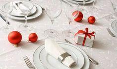 Consejos para poner la mesa en Navidad