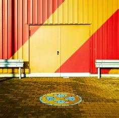 Photographies minimalistes de Berlin par Matthias Heiderich