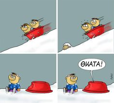 Funny Greek, Peanuts Comics, Family Guy, Humor, Fictional Characters, Funny Stuff, Funny Things, Humour, Funny Photos