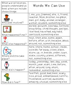 Helping People with AAC Needs Develop Personal Narratives
