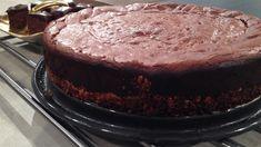 Gâteau moelleux au chocolat du restaurant la chronique/Marina Orsini