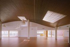 MÉDIATHÈQUE/ÉCOLE DE MUSIQUE   Emmanuelle et Laurent Beaudouin - Architectes