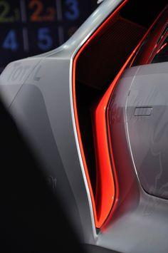Peugeot Paris Motor Show 2014