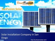 SunFusion Solar is arguably the most highly regarded and respected solar installation company in the Southern California area.