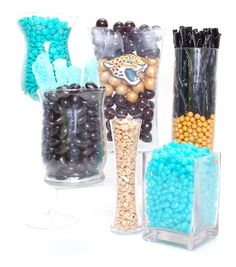 Jacksonville Jaguars Candy Buffet Kit