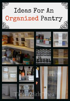 Hometalk :: Ideas I Borrowed From Grocery Stores To Organize My Pantry