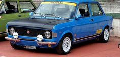 Fiat128 Fiat 128, Retro Cars, Vintage Cars, Fiat Cars, Modified Cars, Rally, Cool Cars, Dream Cars, Cool Photos