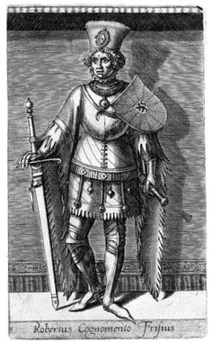Robert I of Flanders (c. known as Robert the Frisian, was count of Flanders from 1071 to his death in Son of Baldwin V of Flanders & Adele of France. Married to Gertrude of Saxony, parents of Robert II, husband of Clementia of Burgundy. King Robert, King William, World History, Art History, Family History, Mary Boleyn, Time And Tide, My Ancestors, Medieval Art