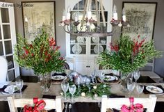 2014 Christmas House Tour: Sources - Driven by Decor