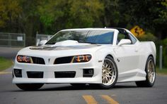 2013 Hurst Edition Trans Am - It's like we've died and gone to heaven!