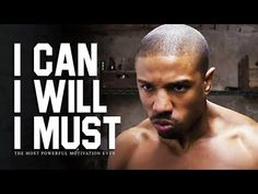 I CAN I WILL I MUST! Get ready for this. These are some of the BEST Motivational Videos of all time! I just about called this video Best Ever but decided to hold off for now. You decide. Motivational Videos For Success, Motivational Speeches, Motivational Quotes For Success, Inspirational Videos, Gym Motivation Quotes, Gym Quote, Monday Motivation, Best Speeches, People Videos