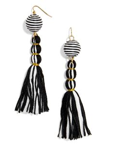 The Fashion Magpie // Bauble Bar Madison Earrings